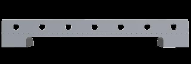литой алюминиевый портал Bodor F