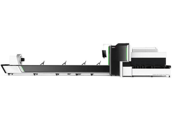 Лазерный станок для резки труб с выгрузкой Bodor серия X