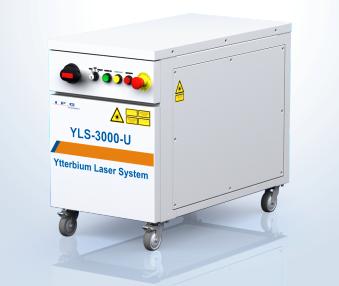Оптоволоконный лазерный источник IPG_YLS_3000